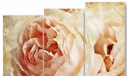 МК-027_Винтажная роза