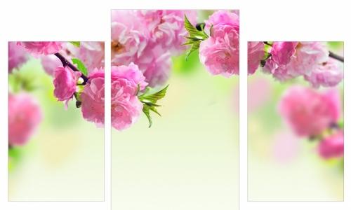 МК-015 Утренний цветок