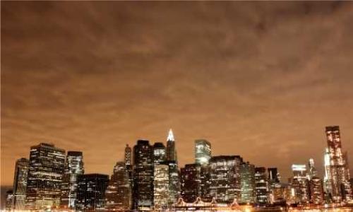 МК-083  Ночной город