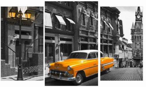 МК-078 Желтое такси