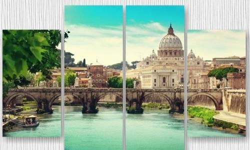 МК-072  Столица Италии